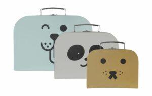 Kindsgut Spielzeugkoffer-Set