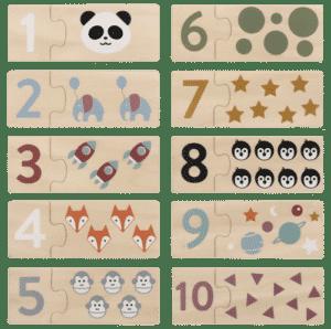 Kindsgut Lernspiel Zahlen