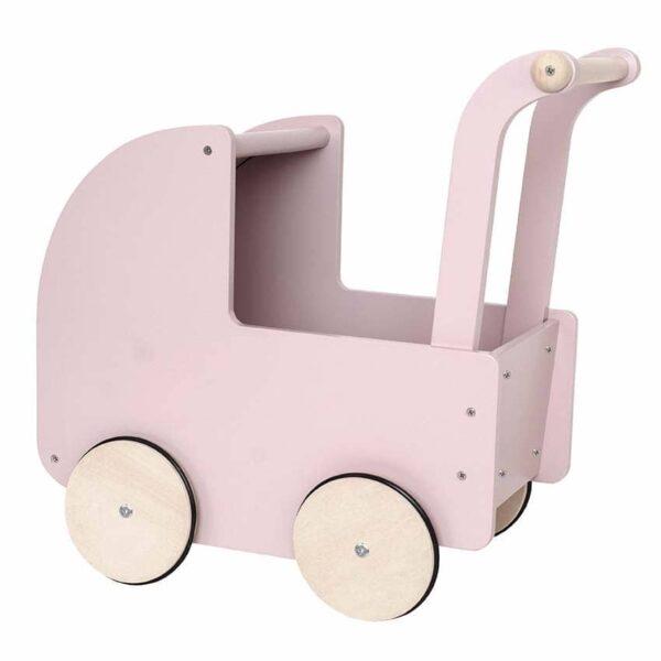 JaBaDaBaDo Puppenwagen Pink 43 cm
