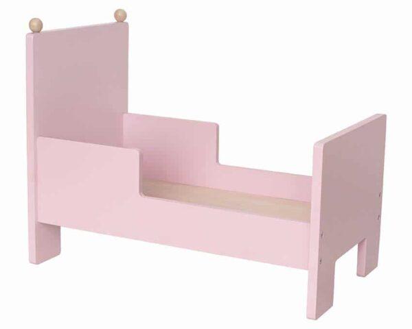 JaBaDaBaDo Puppenbett Pink 42 cm