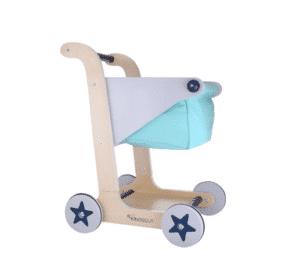 Kindsgut Einkaufswagen Mint