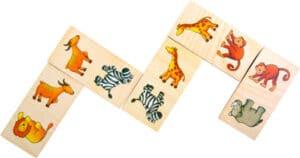 Small foot Domino Safari