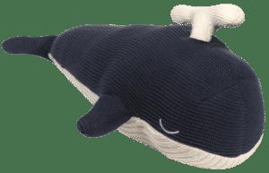 Kindsgut Kuscheltier Wal 46cm