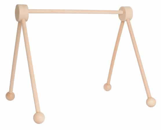 JaBaDaBaDo Spieltrapez aus Holz Natur