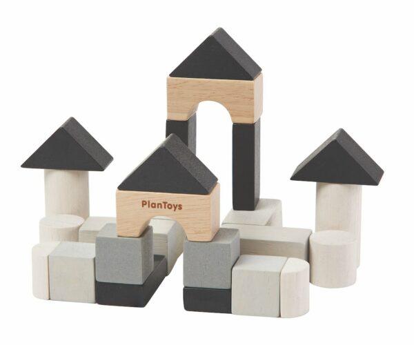 PlanToys PlanMini Bauklötze 24-teilig