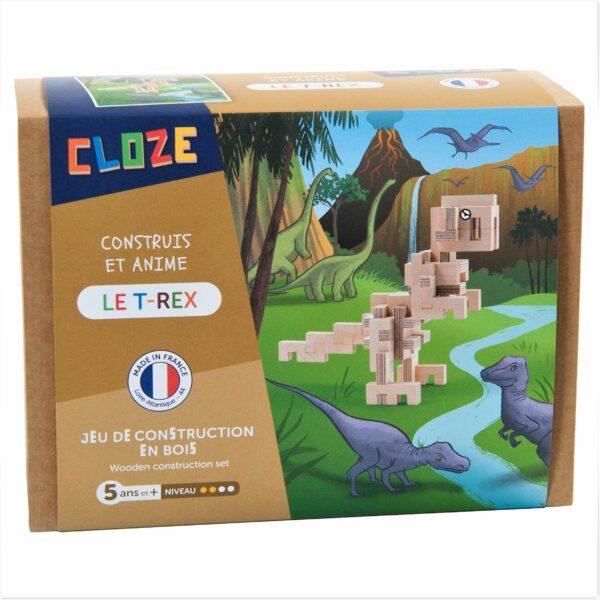 Cloze T-Rex 41 teilig